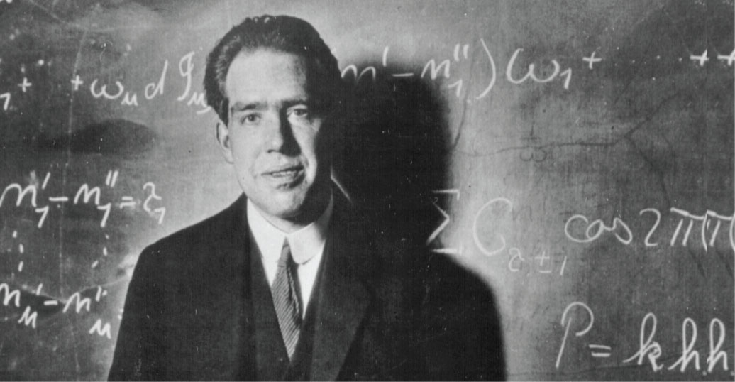 100 years of bohr s model The bohr atom is a model of the nine years later, in 1922, bohr received the nobel prize in physics for his explanation of the hydrogen line spectrum.