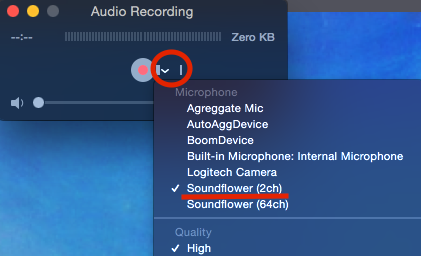 Tool Talk: Soundflower for routing audio | Teaching and Learning