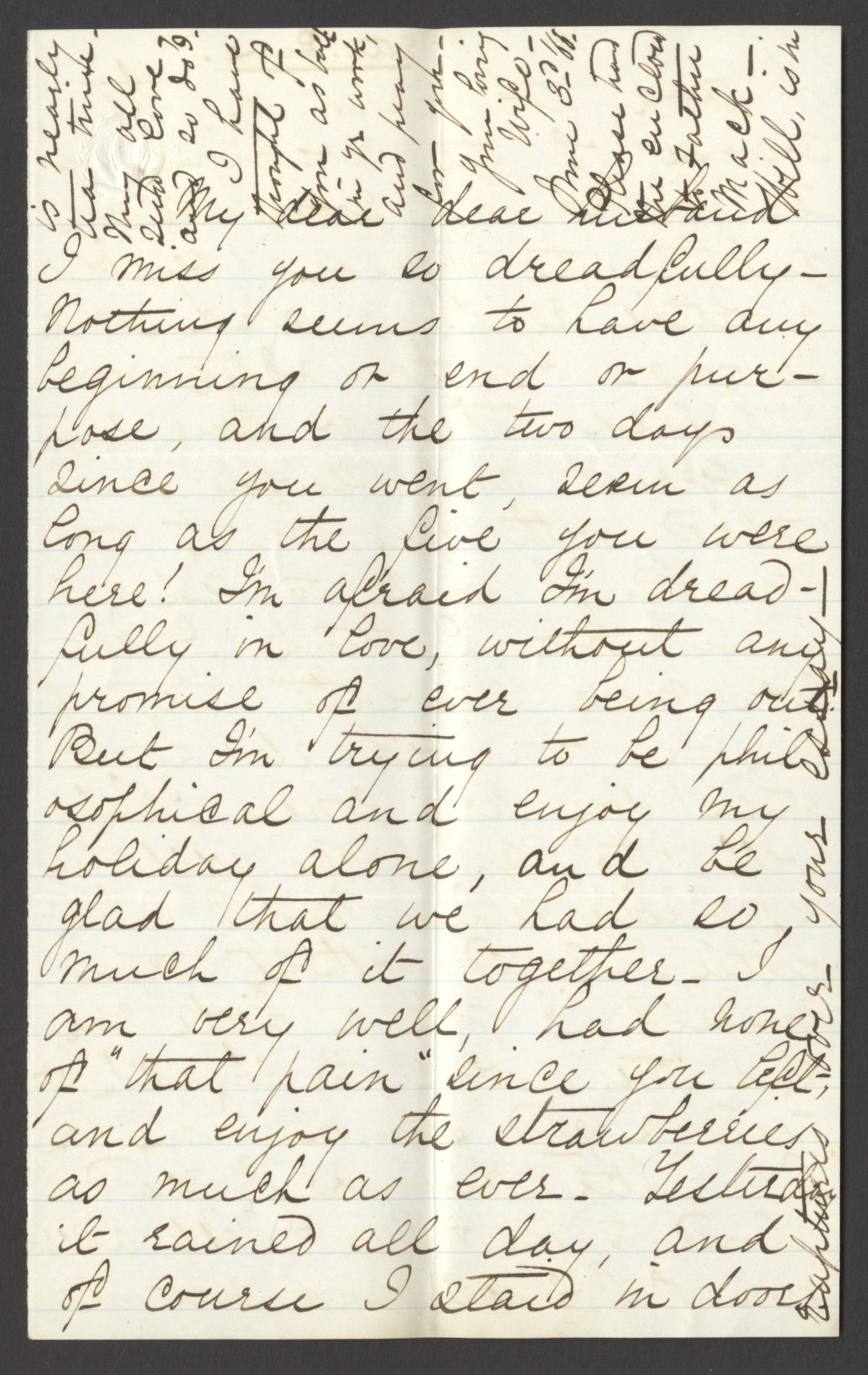 Thomas Lamb Eliot Papers: new digital collection!