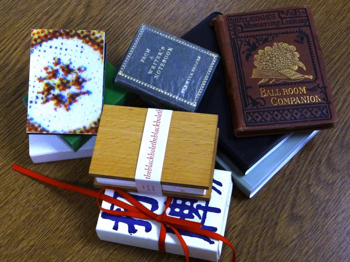 Small Gems: Small Books from Reed's Collection