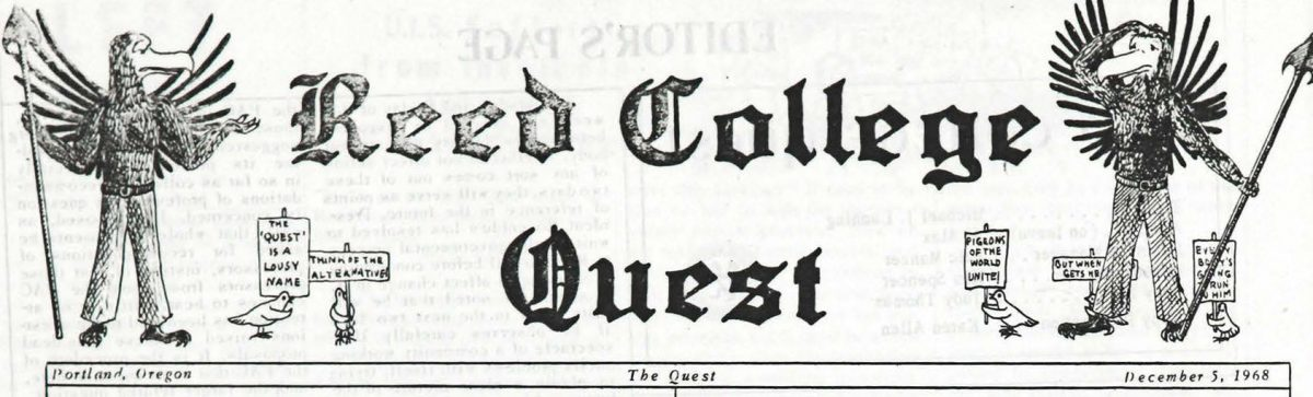 Quest newspaper digital collection now available