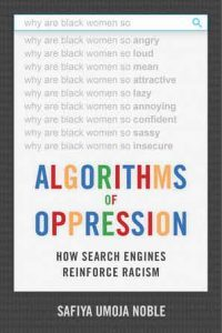 Save the date: Algorithms of Oppression